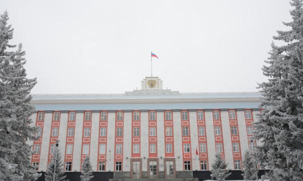 Алтайские депутаты разрешили пикеты возле правительственных зданий