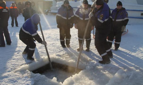 Приемка купелей в Новосибирской области состоится завтра