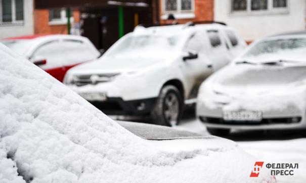Снегопад и гололед ожидают новосибирцев на этой неделе