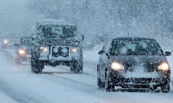 Синоптики прогнозируют в Томской области метели и морозы
