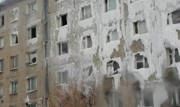 Многочисленные коммунальные аварии в бывшем общежитии никто не ликвидировал