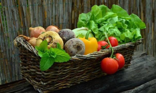Диетолог советует есть больше овощей и фруктов