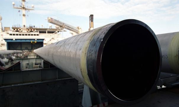 Газопровод будет достроен к концу этого года