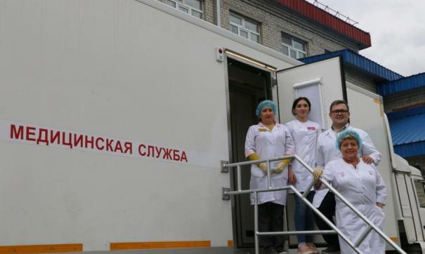 В Тюменской области появятся передвижные ФАПы на 29 миллионов рублей