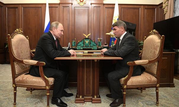 Олег Николаев пообещал оправдать доверие президента РФ