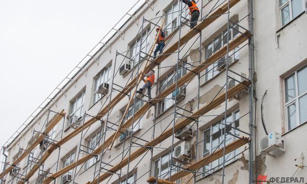 Утепление фасадов и устройство вентилируемых крыш за счет средств фонда делать не будут