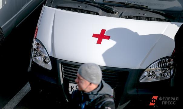 Сотрудники самарской городской скорой помощи протестуют против перевода на аутсорсинг