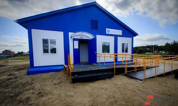 Владимирская область рискует сорвать программу строительства ФАПов