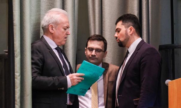 В УрФУ прошел конкурс на должность декана факультета журналистики