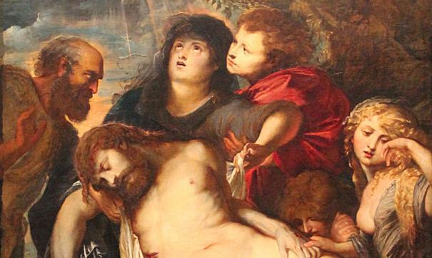 В свердловском музее возможный оригинал картины Рубенса принимали за копию