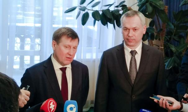 Губернатор Новосибирской области сделал заявление