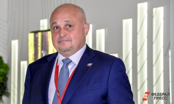 Глава Кузбасса остановился на нескольких пунктах, которые были озвучены главой государства
