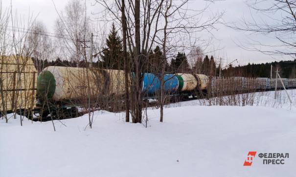 В результате схода вагонов в марте прошлого года, компания потеряла десятки миллионов рублей