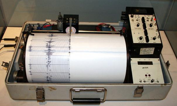 В Кемеровской области зафиксировали магнитный толчок магнитудой 3,2