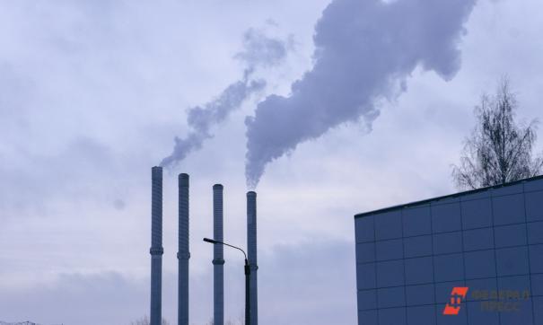 Воздух в Омске в течение прошлого месяца загрязнили более десяти раз
