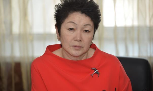 Заместитель главы Чойского района – кандидат экономических наук