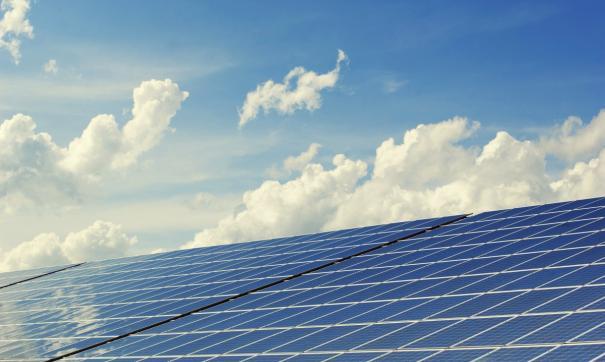 Новая солнечная электростанция обеспечит более 30 % потребления электроэнергии