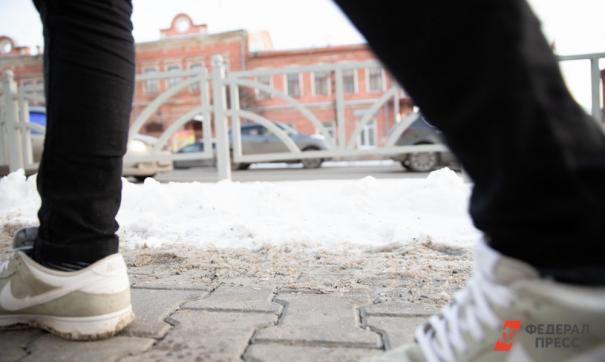 Кроссовки убитого стоили менее 4000 рублей