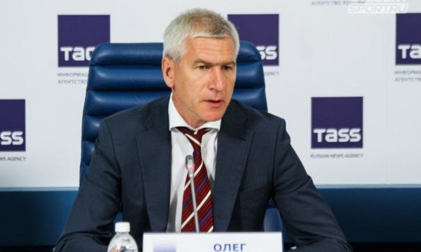 Олег Матыцин участвовал в мероприятиях в Екатеринбурге