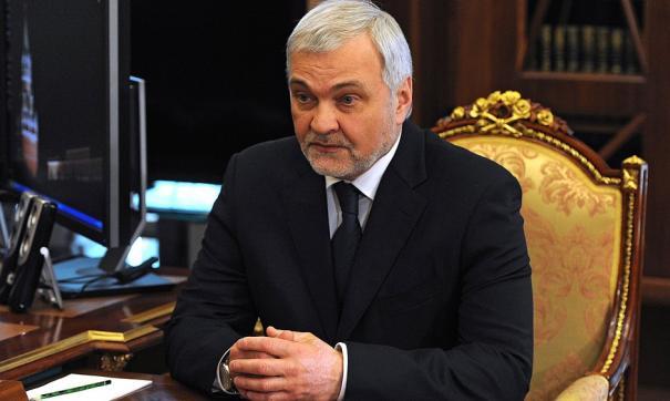 Владимир Уйба оказался прочно связан со Свердловской областью