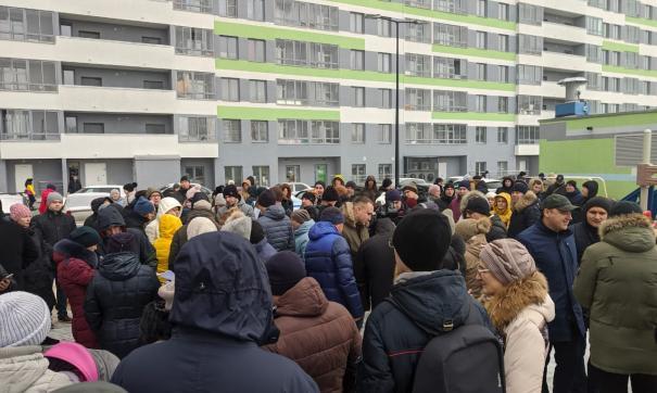 Конфликт на Широкой Речке стал главной «коммунальной войной» 2020 года