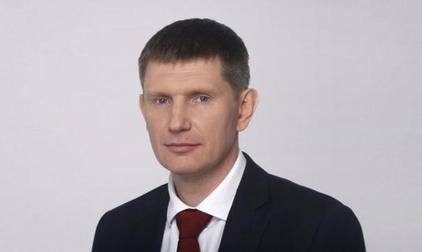 Прикамский губернатор возглавил федеральный Минэк