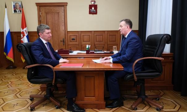 Губернатор Пермского края начал серию встреч с главами объединившихся территорий