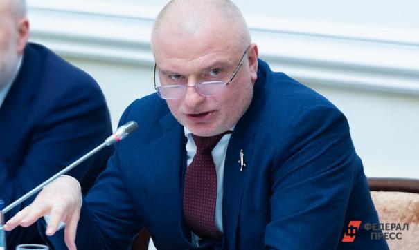 По словам Клишаса, необходимо экономически обеспечить органы МСУ, чтобы они могли выполнять свои функции
