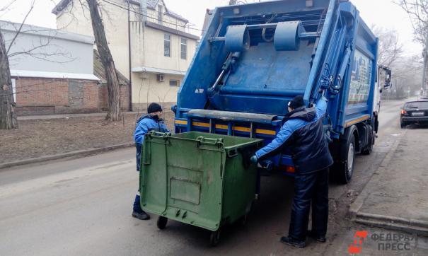 Власти запускают пилотный проект по раздельному сбору мусора