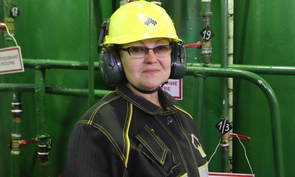 Сотрудник «РН-Юганскнефтегаза» награжден почетной грамотой Министерства энергетики РФ