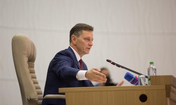 Глава Владимирской области сохранил за собой последнее место в губернаторском рейтинге