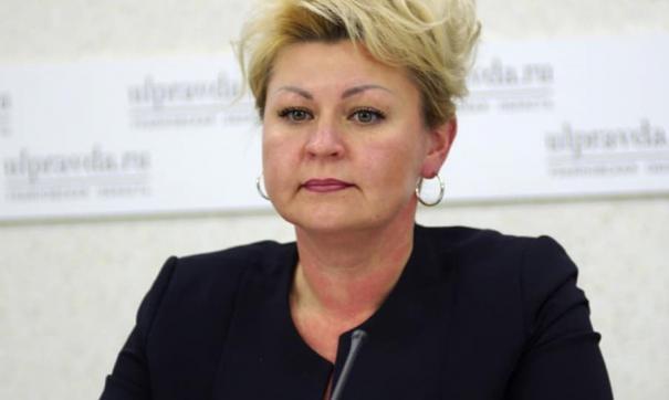 Эту должность заняла 40-летняя Екатерина Сморода
