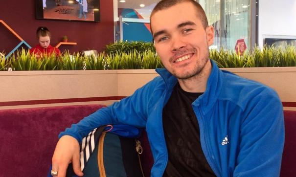 Это расстояние 29-летний Максим Егоров преодолел за месяц