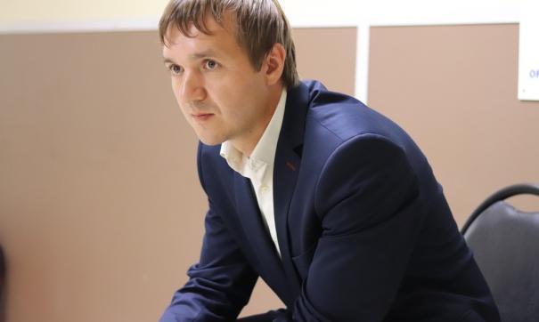 На эту должность назначен Сергей Молчанов