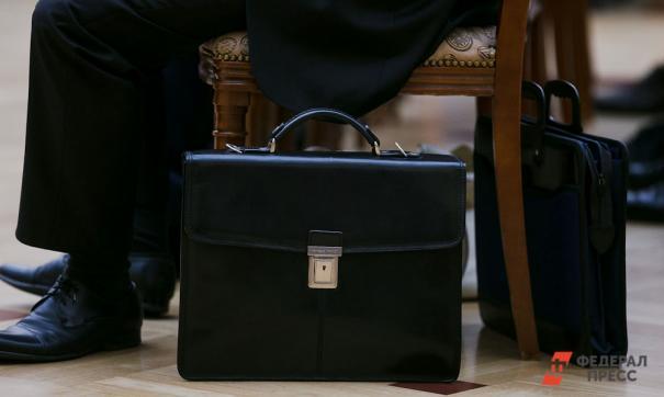 Михаила Шарова сняли с поста в связи с утратой доверия