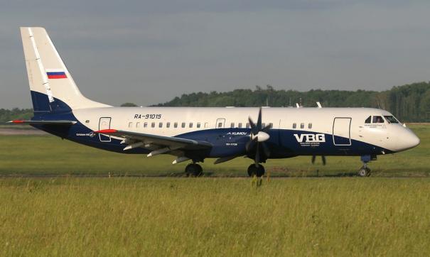Новый Ил-114-300 будут собирать на площадках Нижнего Новгорода, Воронежа, Ульяновска и Московской области