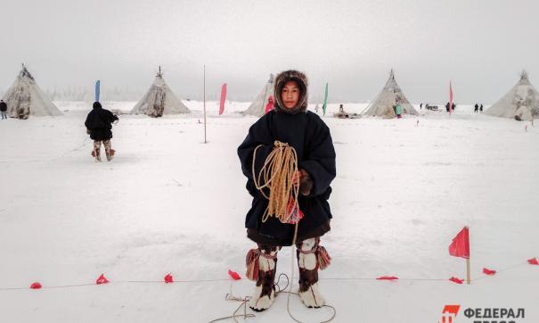 Авторы фильма о Зимних Арктических играх приехали на Ямал