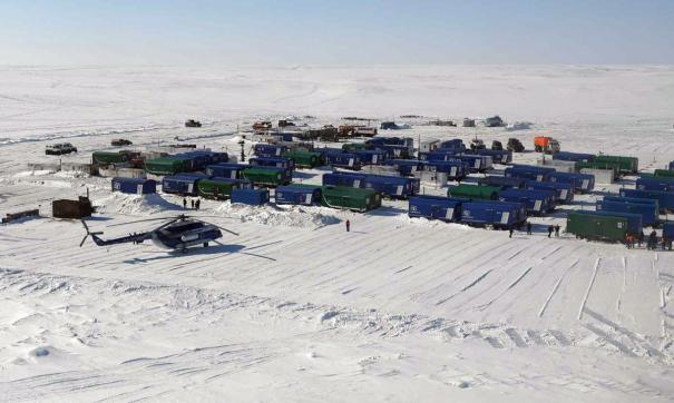 На Ямале прокуратура наказала строителей газопровода за загрязнение тундры