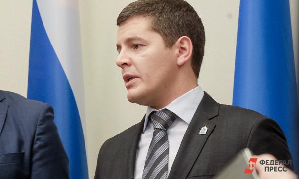 Глава Ямала провел встречу с председателем Правления «Газпром нефти»