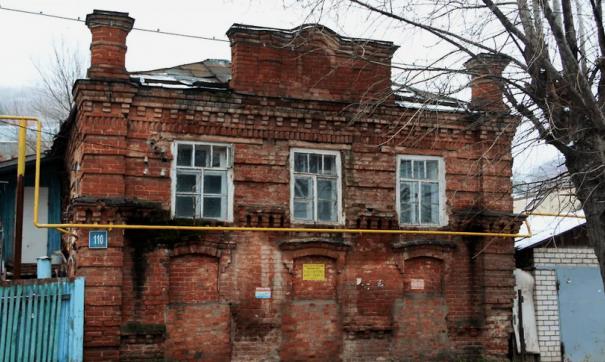 Речь идет о халатности: дом на улице Нехаева просто не занесли в необходимый реестр