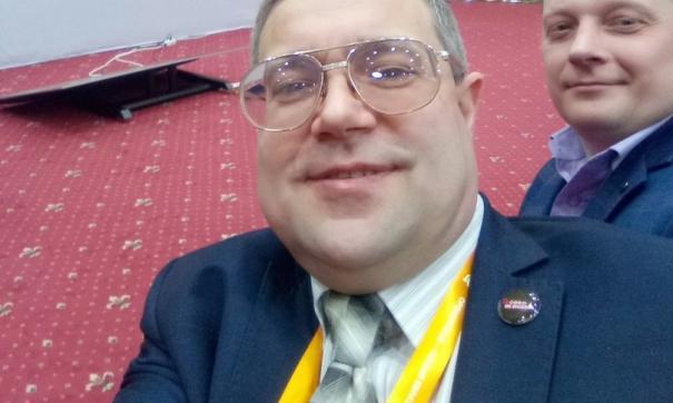 Евгений Ларин стал популярен после того, как станцевал на международном экономическом форуме