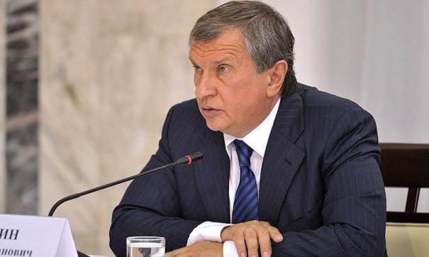 Игорь Сечин встретился с министром нефти и газа Индии Дхармендрой Прадханом