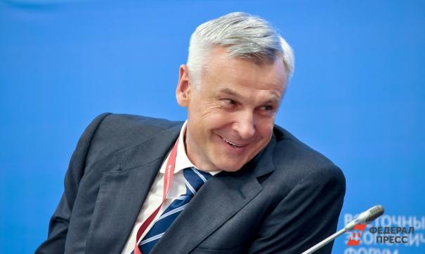 Сергей Носов встретился с представителями «Роснефти»
