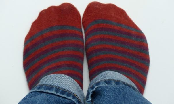 Носки остаются популярным подарком на 23 февраля