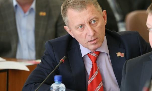 Константин Нациевский возглавит учреждение для спасения утопающих