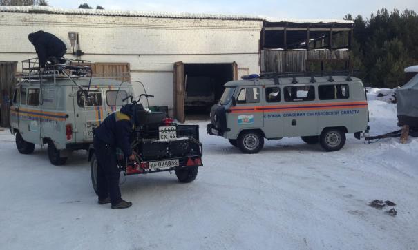 Свердловские спасатели отправились в ивдельскую базу Ильича на помощь туристке