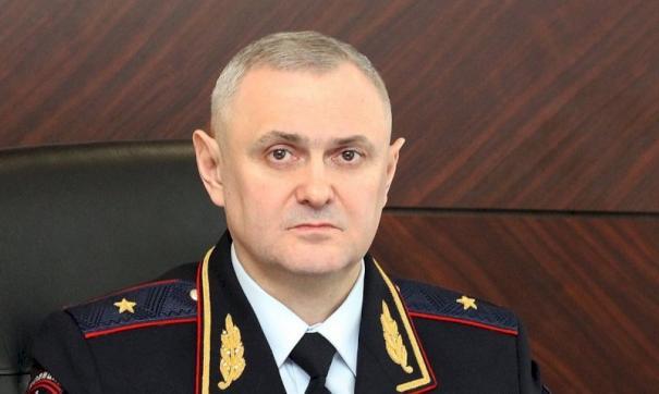 В Приамурье уволили начальника управления МВД