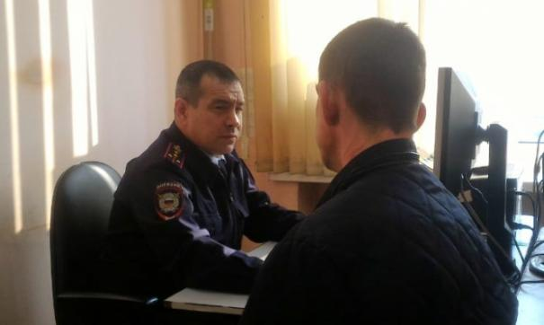 Полиция Владивостока нашла дебошира, который после ДТП сбежал по морю