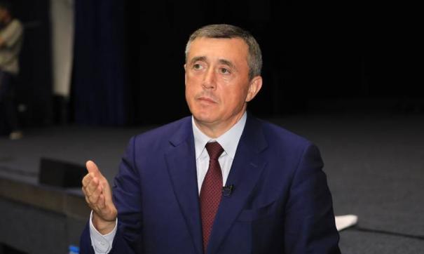 Глава Сахалина поддержал идею Машкова о запрете на отчуждение земель РФ в Конституции