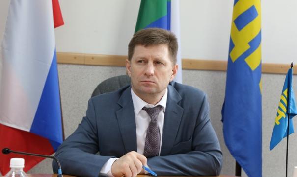 Сергей Фургал обещал восстановить аэропорт и построить дом для медиков на севере края